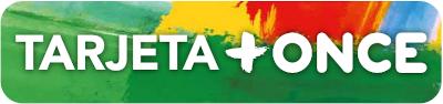 Logotipo de la Web Tarjeta +ONCE.